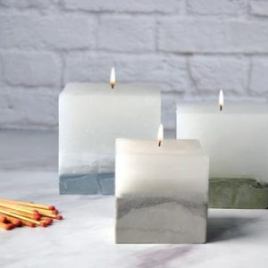 Scented Candles Red Berry